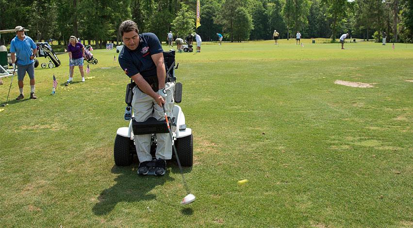 golf - 3 Aktivitäten zur Unterstützung und Integration von Menschen mit Behinderungen